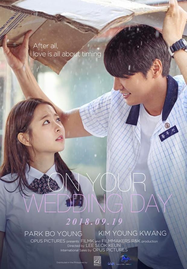 On Your Wedding Day - Cinta Pertama yang Manis - (KMovie Review)