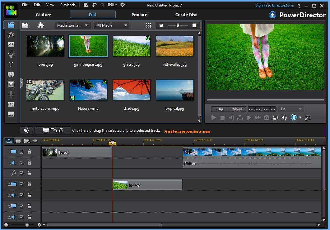 Cyberlink powerdirector ultra 16 crack activation for Cyberlink powerdirector slideshow templates
