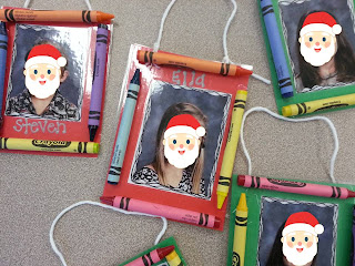Christmas Door Decorations and Ornaments