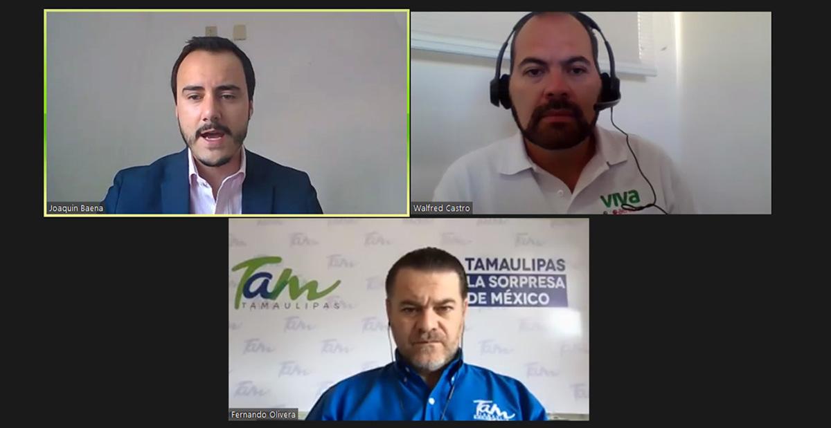 TAMAULIPAS APUESTA CONECTIVIDAD REACTIVACIÓN TURISMO 01