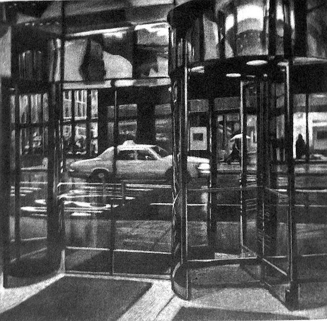 Art Werger, urban reflecive glass
