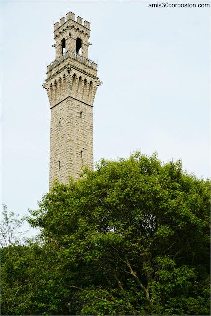 Monumento a los Peregrinos de Provincetown, Cape Cod