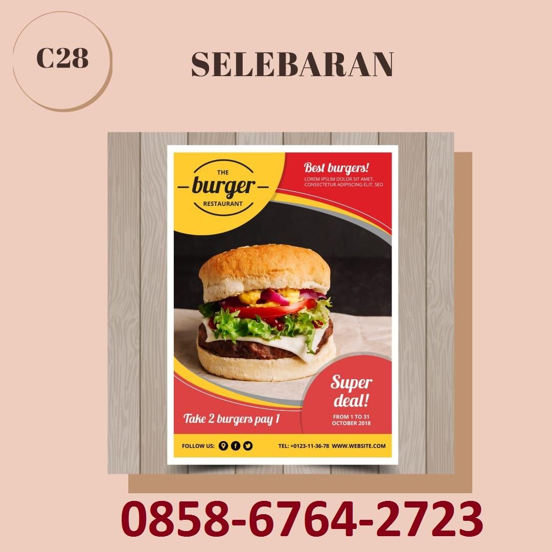 085867642723 Cetak Selebaran di Magelang-Yogyakarta