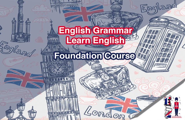 English Grammar | Learn English | Foundation Course
