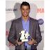 Cristiano Ronaldo wins Champions League best player award (photos)