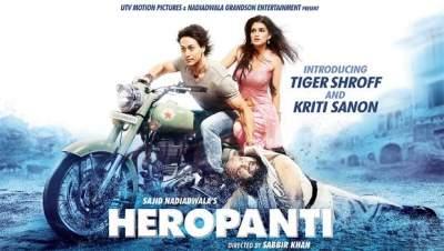 Heropanti 2014 Full Movies Free Download in Hindi 480p HD