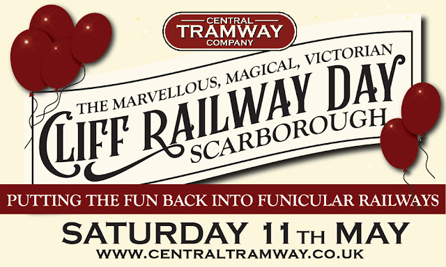 Cliff Railway Day Scarborough