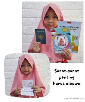 Surat-Surat Penting Haji