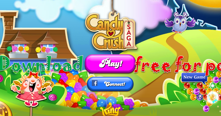 candy games free download for pc