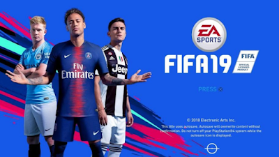 Download FIFA 19 Offline MOD Android
