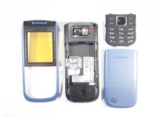 Casing Hape Nokia 1680c 1680 Classic New Original 100% Fullset