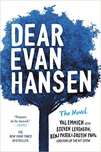'Dear Evan Hansen' The Novel