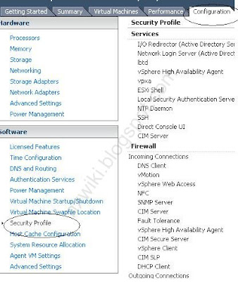 How to Enable SSH service on your ESXi 5 Server.