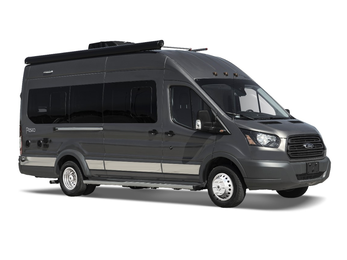 Ford Transit Rv >> Folsom Lake Ford Fleet Dept: Ford Transit, Winnebago Help Revive Van-Based Motorhome Segment and ...
