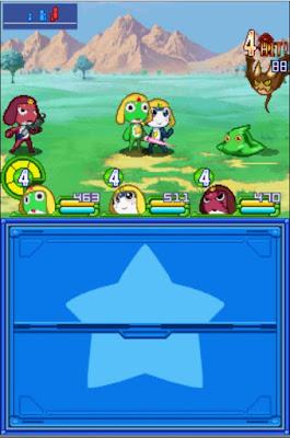 Keroro RPG: Kishi to Musha to Densetsu no Kaizoku Screenshot 1
