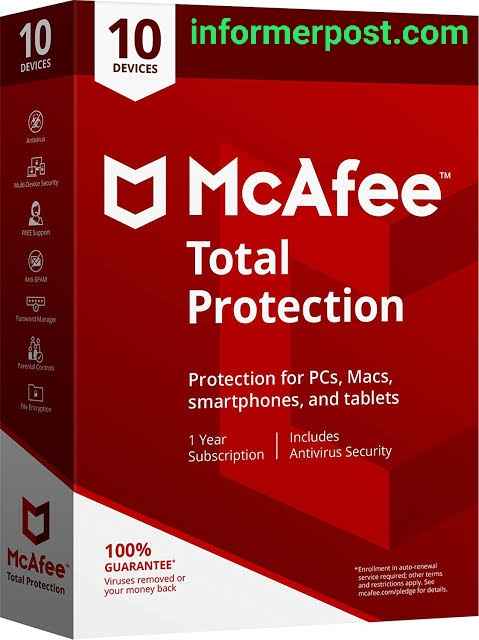 Top 5 Best Antivirus Software For Mac, Windows 10 PC And Android, Comparison and Price