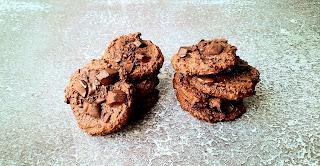 CHOCOLATE COOKIES SALUDABLES