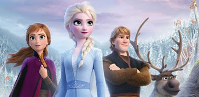 Frozen 2 2020 Novo Teaser
