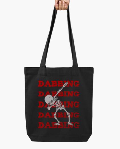 Bolsas de tela - Diseño Dabbing