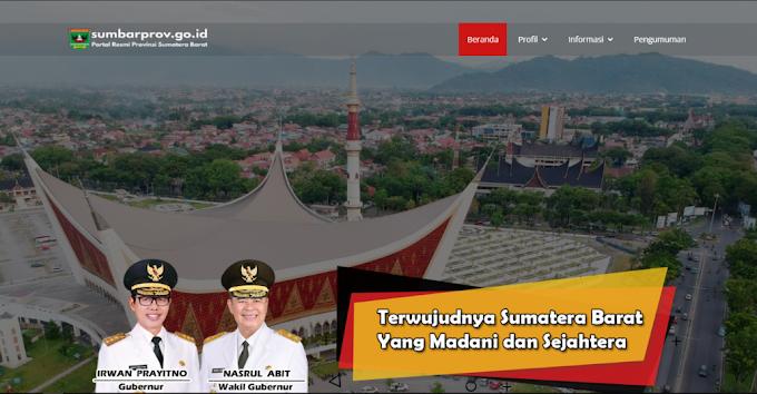 Situs Portal Website Pemerintahan Responsive
