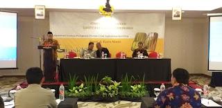 Asisten II Provinsi Jambi Secara Resmi Membuka Pertemuan Akselerasi Komoditi Karet Dan Kayu Manis.