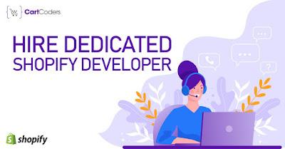 Hire Dedicated Shopify Developer