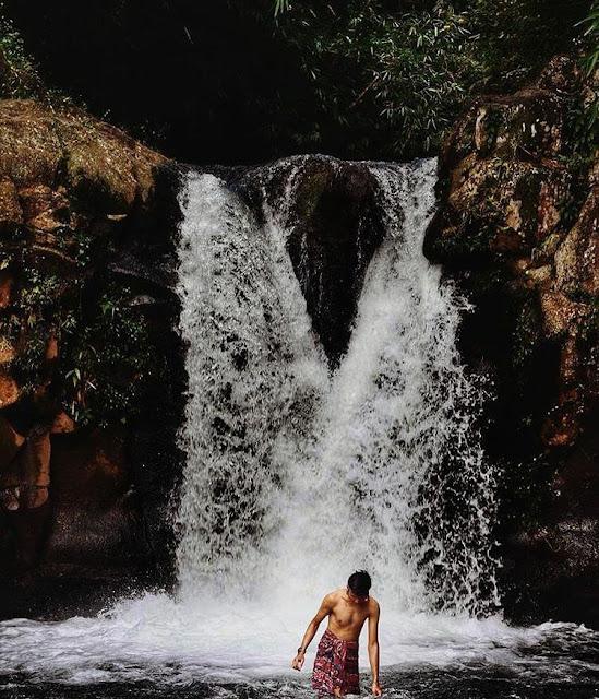 tempat wisata Curug Nini