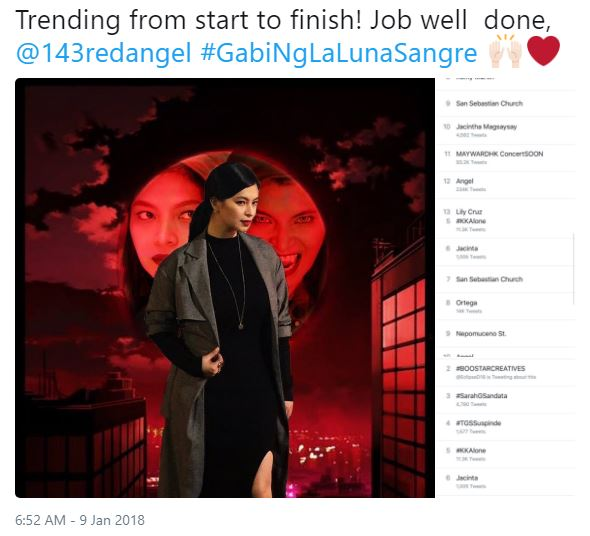 Jacintha Magsaysay Signs Off With Her Episodes Trending From The Beginning 'Til The End!