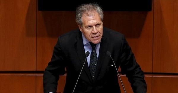 Secretario general de la OEA anuncia medidas contra Venezuela