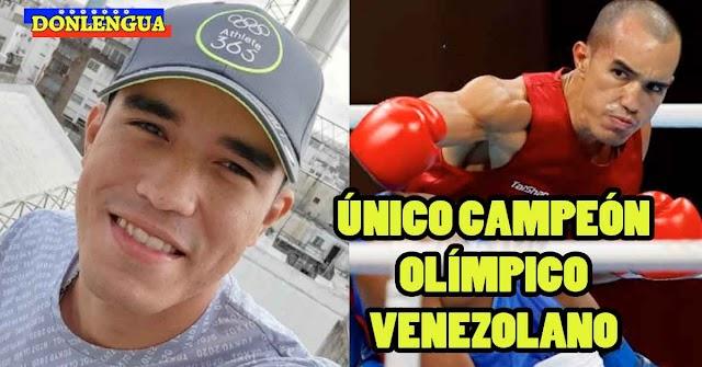 Venezolano refugiado que compitió en las Olimpiadas ahora vivirá en Uruguay