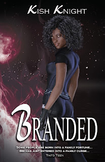 Branded (Immortal Blood 1)