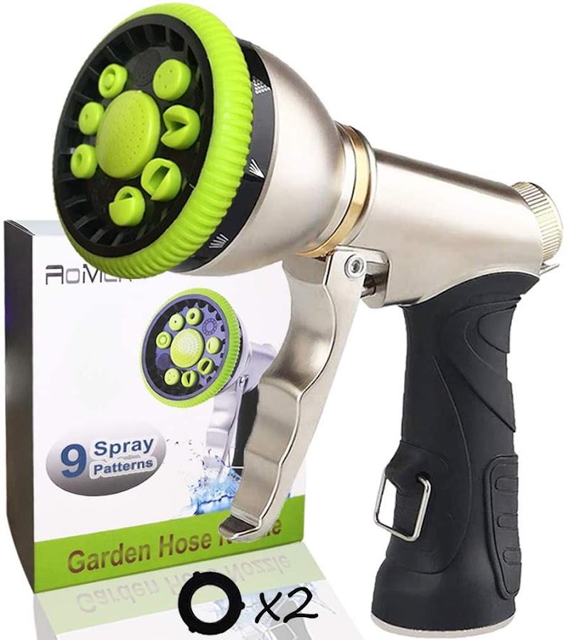40%Off  Heavy Duty Metal Garden Hose Sprayer