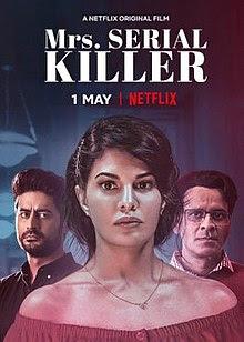 Download Mrs. Serial Killer (2020) NF Hindi Full Movie HDRip 480p [400MB] | 720p [1GB] | 1080p [2GB]