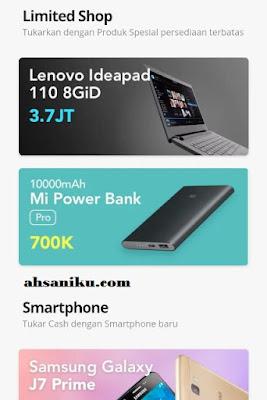 Laptop Gratis dari Cashtree