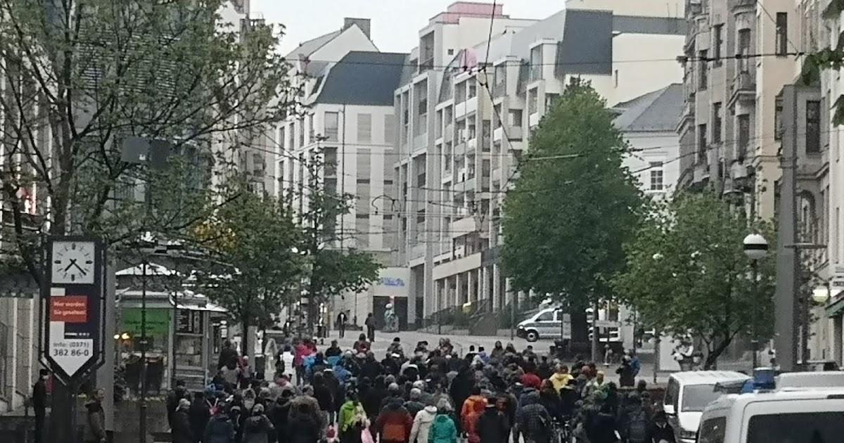 Plauen Demo Heute
