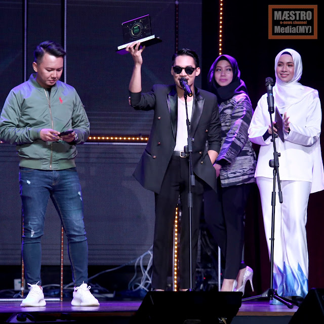 ERA DIGITAL MUSIK AWARDS 2017 (ERADMA2017) - Maestro Media MY