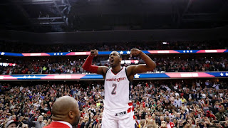 John Wall, Wizards, Washington Wizards