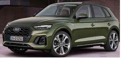 2021 Audi Q5 Debuts With A Fresh New Look