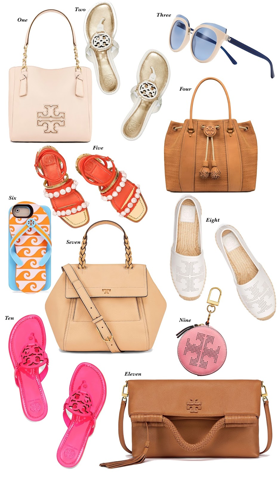 Tory Burch Spring Favorites - Something Delightful