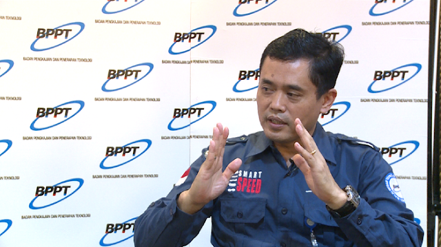 BPPT Memodifikasi Cuaca untuk Atasi Banjir di Jabodetabek