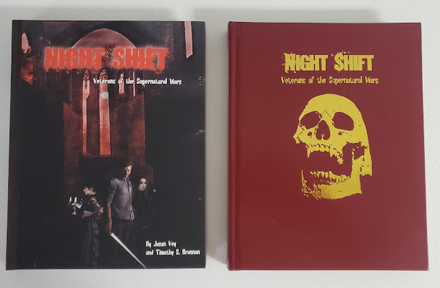 Night Shift books