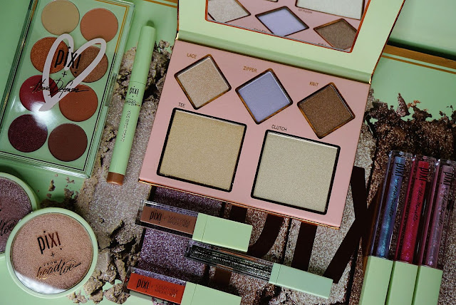 Pixi beauty pixi pretties collab makeup collection review