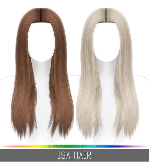 ISA HAIR (PATREON)