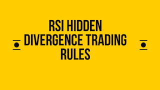 RSI hidden divergence trading rules