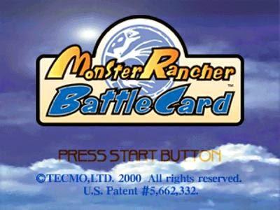 monster rancher download