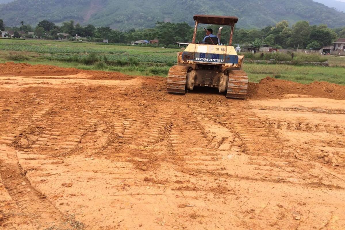 Dự án đất nền Ký Phú Đại Từ Thái Nguyên