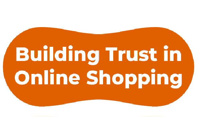 Building trust in online shopping #infographic