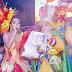 Reina Central del Carnaval de Valledupar ordenó derrochar alegría y maicena
