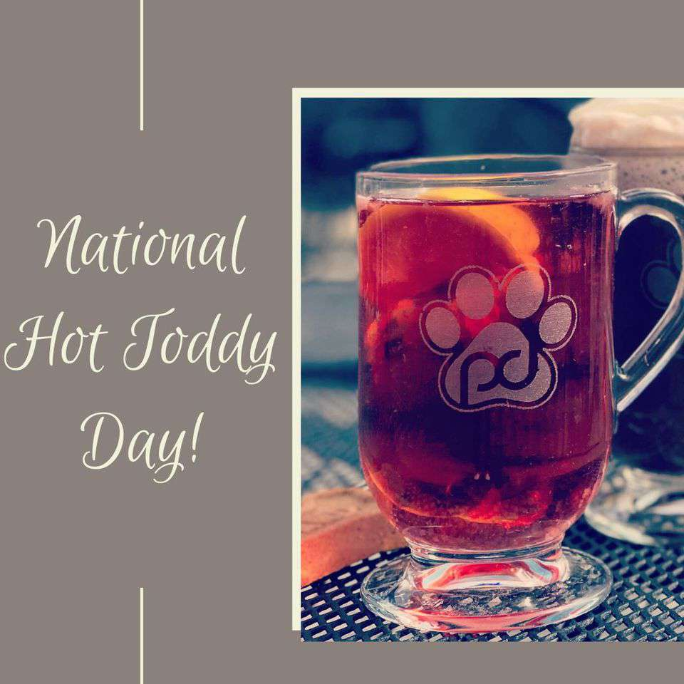 National Hot Toddy Day Wishes Photos