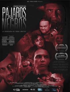 Ver Pájaros Negros (2015) película Latino HD